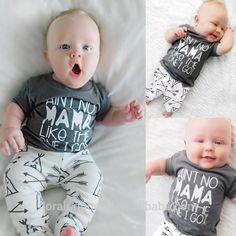 INS 2017 Summer Baby Boy Clothing Sets Letter Plaid Printed Kids Clothes T-shirts + Harem Shorts 2pcs Set High Quality Children
