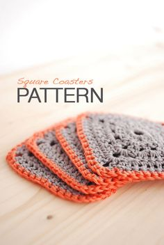 Crochet Pattern  Instant Download  Square by TheNewcrochet on Etsy, €2.75