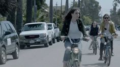HAIM - Forever (Official Music Video)..love this song...this is the song in the Target commercial.