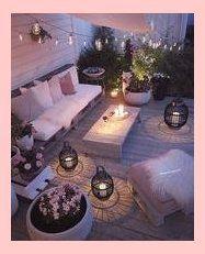 Terasse Backyardremodel Terasse 8060 In 2020 Kleine Terrasse Terrasse Gartengestaltungsideen