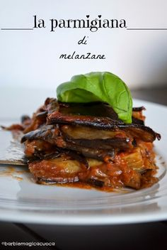 Il tempo della parmigiana di melanzane