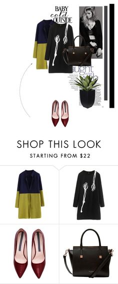 """""""Untitled #207"""" by dianagrigoryan ❤ liked on Polyvore featuring Ted Baker, women's clothing, women, female, woman, misses, juniors and beautifulhalo"""