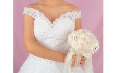 Ramo para novia Cristales de Gossip Collection | Foto 58
