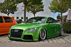 Audi TT MK2 - 5. Internationales VW & Audi Treffen Regensburg