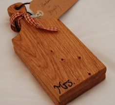 Mr and Mrs Cheese Board Set
