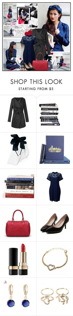 """Reading is dreaming with open eyes"" by katik27 ❤ liked on Polyvore featuring Chanel, ASOS, Dolce&Gabbana and newchic"