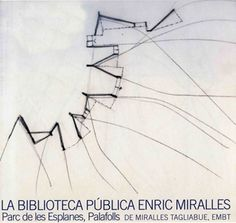 Enric Miralles - Palafolls Public Library