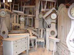 swedish antiques via lonerangerantiques.com