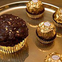Cupcakes, cupcakes, chocolate cupcakes, chocolate, hazelnut, chocolate ...