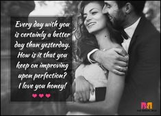 Love Quotes For Her - A Better Day