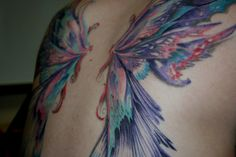 Fairy Wing Tattoos On Back | images of image search fairy wings tattoo wallpaper @Stephanie Alicia look at this!