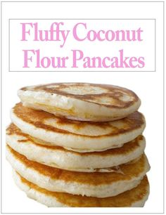 Coconut flour pancakes low carb keto pancake в 2019 г. Keto Pancakes Coconut Flour, Recipes Using Coconut Flour, Low Carb Pancakes, Coconut Recipes, Low Carb Breakfast, Best Keto Pancakes, Coconut Flour Tortillas, Paleo Flour, No Flour Pancakes