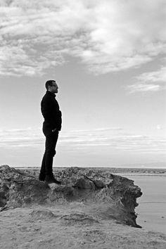 Seul au monde.. Lieu : Ong Jmal , Tozeur , Tunisie