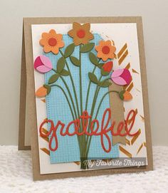 Grateful Bouquet - C4C