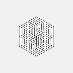 dailyminimal: #AP17-903 A new geometric design every day