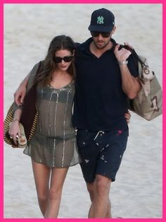Olivia Palermo Braves the Nudists in St. Barths, One of my fashion idols! #vincecamuto #stbarthsvaca !
