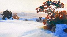 Watercolour Painting by David Drummond (watercolor)