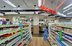 KRS - King Retail Solutions : Portfolio : Bartell Drugs Supermarket Design, Retail Store Design, Retail Solutions, Seattle Area, Retail Space, Pharmacy, Portfolio Design, Drugs, The Neighbourhood