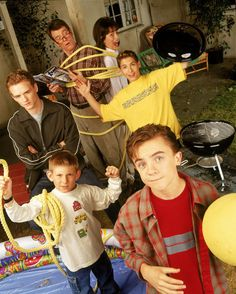 Malcom in the Middle hahaha best show ever!!
