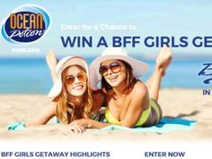 Ocean Potion Win a Trip to Beaches Resort for a BFF Weekend Sweepstakes