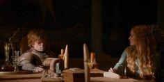 Duelo de Lannisters en el capítulo 1 de la segunda temporada de Juego de Tronos.