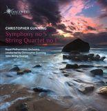 Christopher Gunning: Symphony No. 5; String Quartet No. 1 [CD], 21209727
