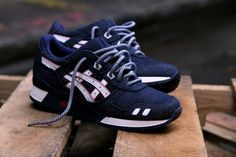 Ronnie Fieg x Asics 'Selvedge' Gel Lyte III Arriving at Kith NYC 20