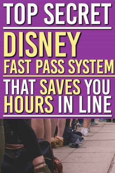 Don't have everyone pass you in line at Disney World Disney Fast Pass Secrets The post Don't have everyone pass you in line at Disney World appeared first on Paris Disneyland Pictures. Fastpass Disney World, Disney World Secrets, Disney World Vacation Planning, Disney World Tips And Tricks, Disney World Resorts, Disney Vacations, Disney Trips, Disney Travel, Vacation Ideas