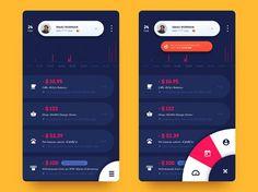 Home Budget App: Mobile.