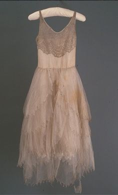 Vintage Bridesmaid dress in Champagne Pink, Silk, Lace, Tulle