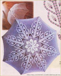 Crochet Pattern only with written instruction For Top Col Crochet, Thread Crochet, Filet Crochet, Lace Knitting, Crochet Stitches, Free Crochet Doily Patterns, Crochet Designs, Crochet Doilies, Lace Umbrella