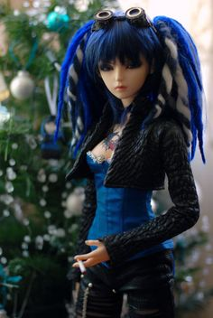 God I love Prohpeteks doll sooo much.  @_@  Shes so adorable