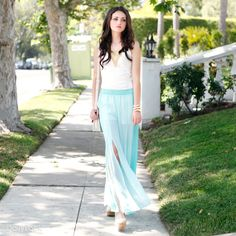 Check out Sea Foam Siren Look by Sugar Lips, Tresics and Breckelle's  at DailyLook