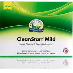 Purchase Nature's Sunshine CleanStart Mild today with fast, inexpensive shipping and great customer service. 14 Day Cleanse, Body Cleanse Diet, Herbal Cleanse, Body Detox, Liver Cleanse, Natural Liver Detox, Natural Cleanse, Natures Sunshine, Liver Detoxification