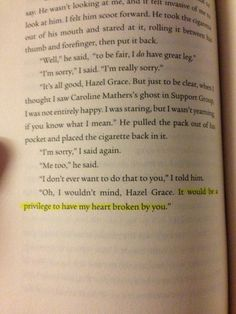 The Fault In Out Stars