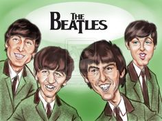 The Fab Four by ~adavis57 on deviantART