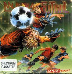 Mundial de futbol. Azpiri