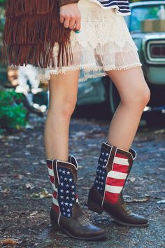 American Girl Cowboy Boots