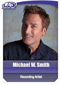 "AdvoCare ENDORSER: Michael W. Smith    ""Here is a great company with great products that can help you change your life.""    Career Highlights: 	    More than 30 Number One Songs  Career record sales of more than 13 million  Received 3 GRAMMY Awards  Received 40 DOVE Awards"
