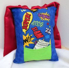 I want to make this tooth fairy pillow!