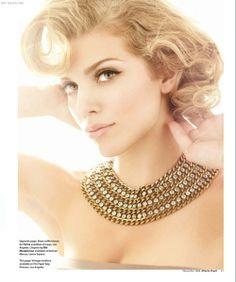 AnnaLynne McCord in Atlanta Peach Magazine November 2008