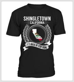 Shingletown California (*Partner Link)