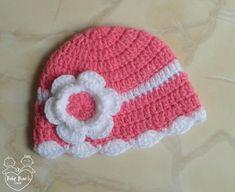 36 melhores imagens de Touquinhas em crochê Clube da Luluzinha 5fcd89e285b