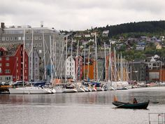 Trondheim canal - WHY YOU SHOULD ADD TRONDHEIM TO YOUR NORWAY ITINERARY