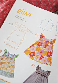DRESS FACTORY: Disney animator doll dress pattern