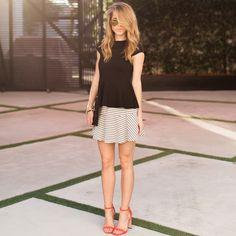 #fabfound skirt from @marshalls