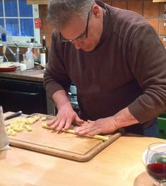 Gluten Free Gnocchi using a mixer and xanthan gum