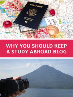 Why Keep a Study Abroad Blog While Traveling in College