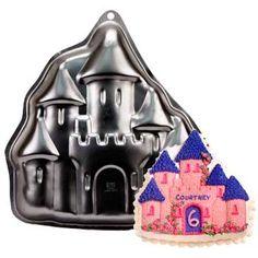 princess castle cake pan