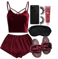 Cute Lazy Day Outfits, Swag Outfits For Girls, Chill Outfits, Cute Casual Outfits, Pyjamas, Pjs, Cute Sleepwear, Pajama Outfits, Relaxed Outfit